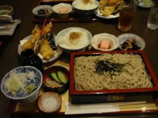 เกียวโต, ญี่ปุ่น: Soba