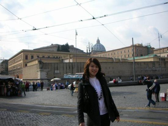 นครวาติกัน, อิตาลี: Vatikanstaten