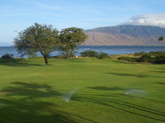 Luana Kai Resort: 部屋のラナイからの景色