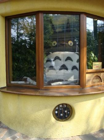 พิพิธภัณฑ์จิบลิ: (Ghibli Museum) Totoro...