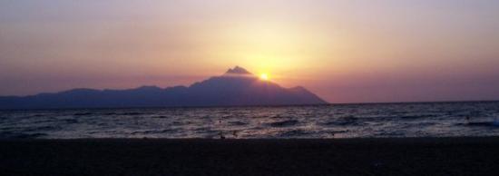 Sarti, กรีซ: athos