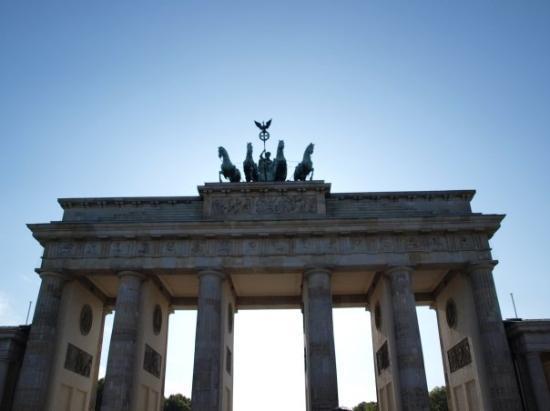 ประตูบรานเด็นเบิร์ก: Berlin! August 19-21th, 2009! Brandenburger Tor