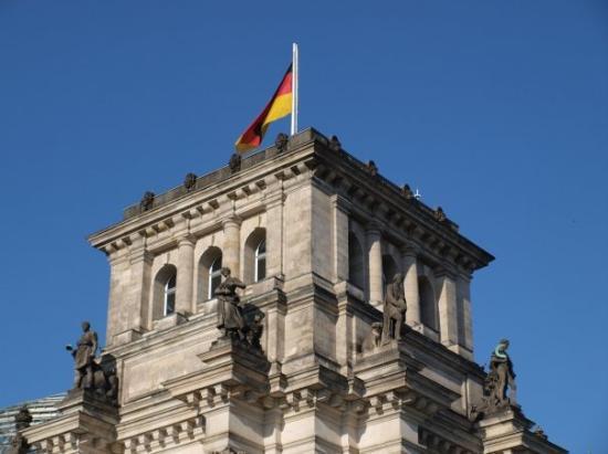 สภาผู้แทนราษฎรเยอรมัน: Berlin! August 19-21th, 2009! Reichstag.