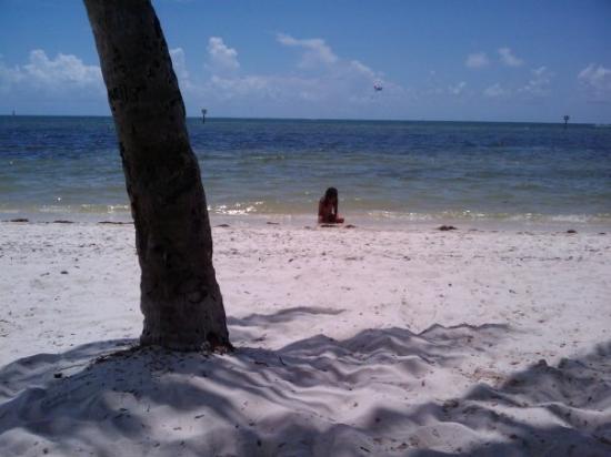 คีย์เวสต์, ฟลอริด้า: A day on the beach in Key West