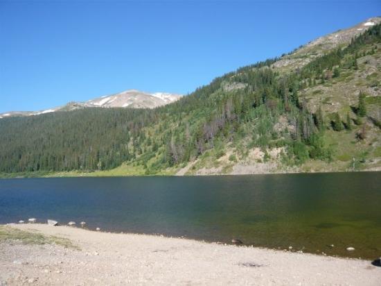 เอมไพร์, โคโลราโด: Upper Urad Lake, Empire, CO, United States