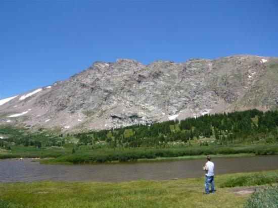 เอมไพร์, โคโลราโด: Bill Moore Lake, Empire, CO, United States