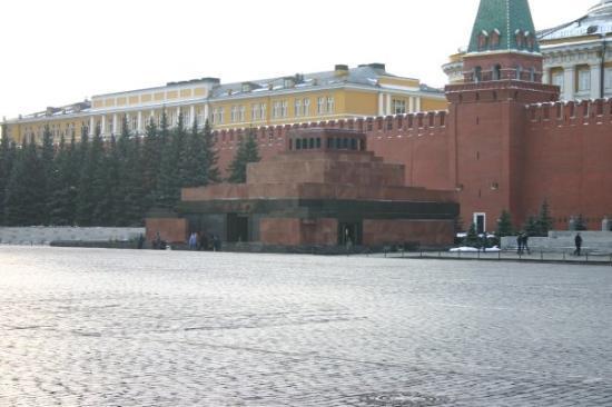 จตุรัสแดง: Moscow - Red Square