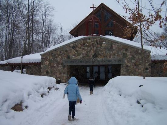 Lake Ann, มิชิแกน: Chapel