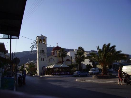 เอเลาน์ดา, กรีซ: Elounda view from Eden Bar