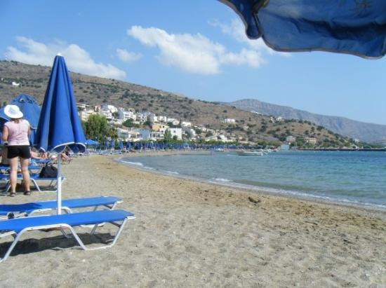 เอเลาน์ดา, กรีซ: Elounda Beach