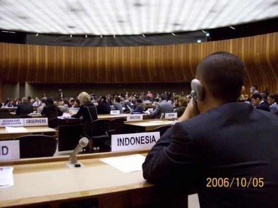 เจนีวา, สวิตเซอร์แลนด์: UNITED NATIONS - GENEVA
