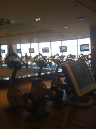 โจฮันเนสเบิร์ก, แอฟริกาใต้: Hotel Gym