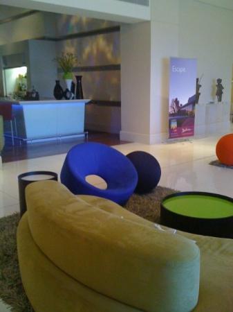 โจฮันเนสเบิร์ก, แอฟริกาใต้: Radisson BLU Hotel