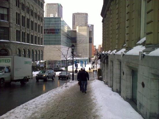 มอนทรีออล, แคนาดา: Montreal City