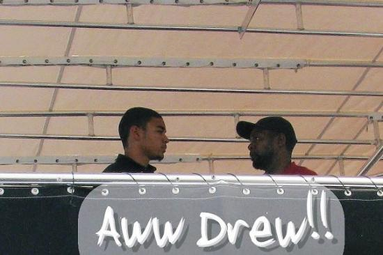 Grand Bahama Island: ok so this is just for Katie.... AWWWW DREW!!!! <3