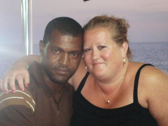 Grand Bahama Island: AWWWW I LOVE THIS PICTURE!!!!                  NEIL AND MOMMY