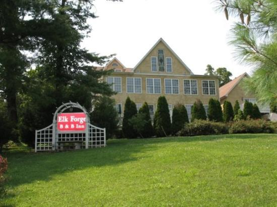 Elk Mills, MD: Elk Forge, Maryland - Elk Forge Bed & Breakfast