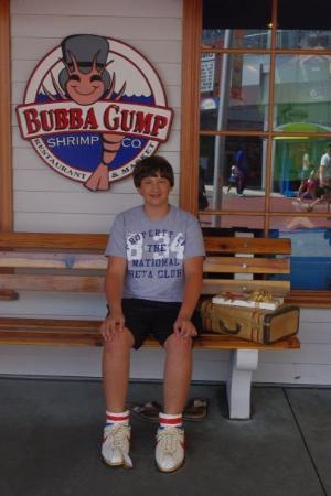 Bubba Gump Shrimp Co: Me