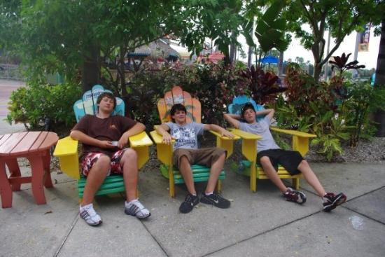 Margaritaville Orlando: At margaritaville