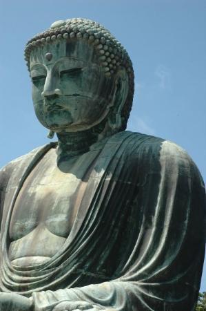 Kumamoto, ญี่ปุ่น: Kamakura 12/08/09 Daibutsu 大仏  Kōtoku-in (高徳院?) is a Buddhist temple of the Jōdo shū sect in