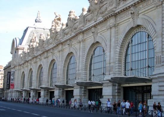 Musée d'Orsay: Ago 09: El Musée d´Orsay