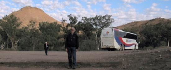 เมลเบิร์น, ออสเตรเลีย: Oodnadatta Track