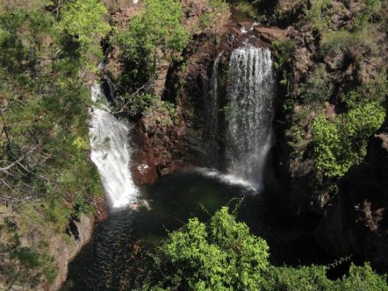 เมลเบิร์น, ออสเตรเลีย: Florence Falls Litchfield National Park