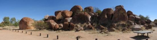 เมลเบิร์น, ออสเตรเลีย: Devil's Marbles