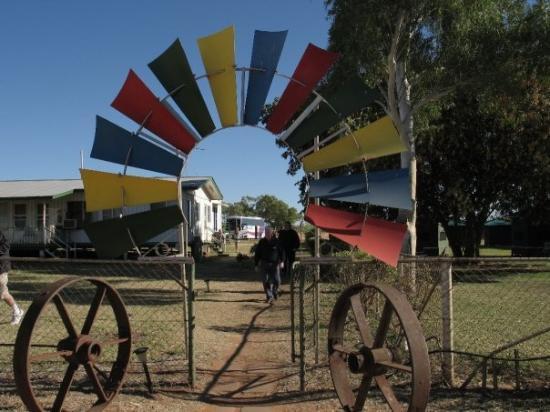 เมลเบิร์น, ออสเตรเลีย: Banka Banka cattle station