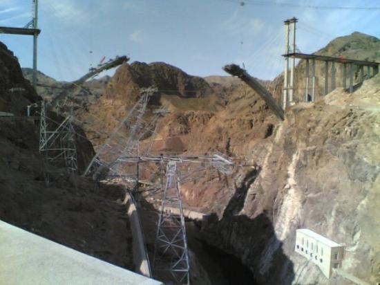 อุทยานแห่งชาติแกรนด์แคนยอน, อาริโซน่า: hoover dam.