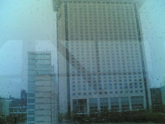 ไฮแอทท์รีเจนซี่ แมคคอร์มิคเพลส: the Hotel!