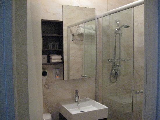 เดอะมาร์เซลแอตกราเมอซี: salle de bain : the marcel gramercy