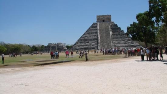 Chichen Itza, เม็กซิโก: Cichén Itzá. Maravilla del mundo moderno.