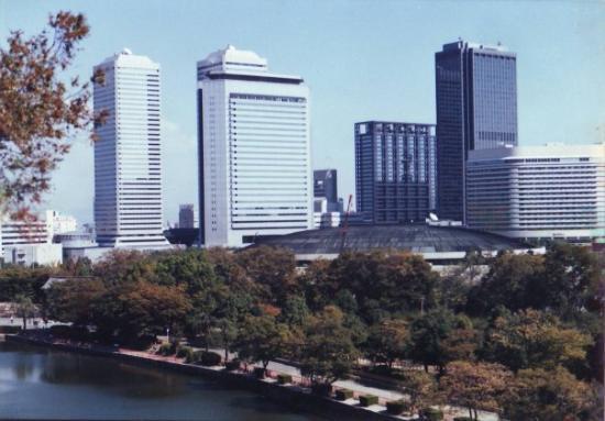 โอซาก้า, ญี่ปุ่น: Osaka Business Park