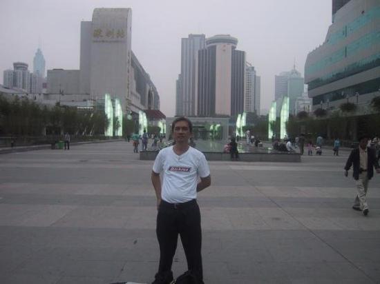 เซินเจิ้น, จีน: Shen-zhen China 2005