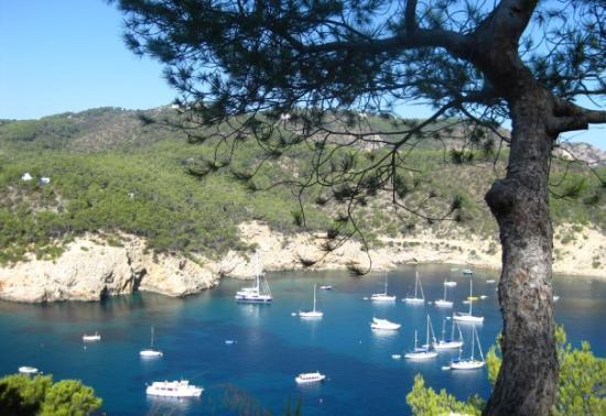 Santa Eulalia del Río, สเปน: Port de Sant Miquel