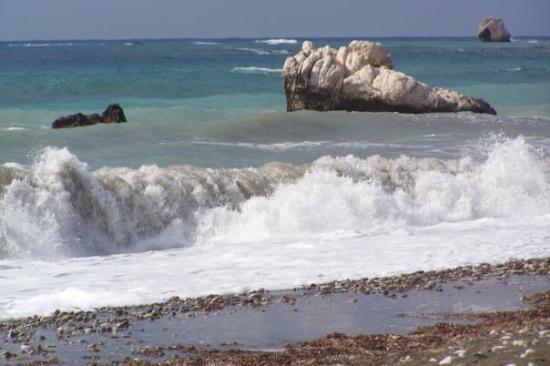 ปาฟอส, ไซปรัส: Aphrodite's Beach, Cyprus