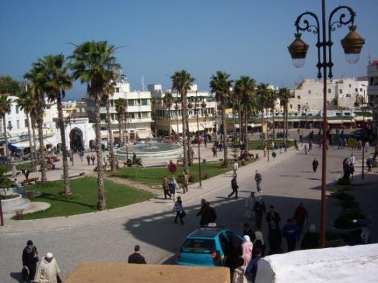 Tangier Casbah: Tanger, Morocco