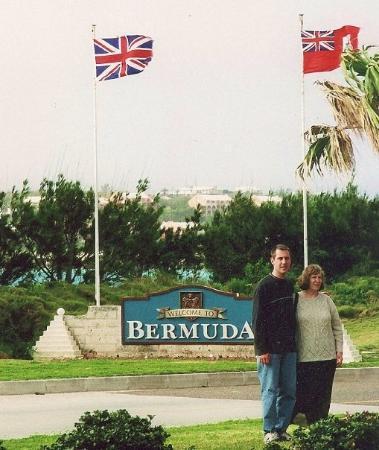 เบอร์มิวดา: Mum & me