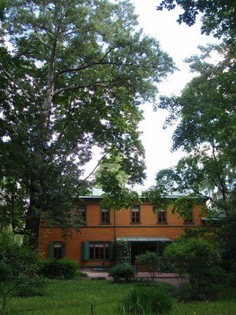 L. Tolstoi's Khamovniki Memorial Estate