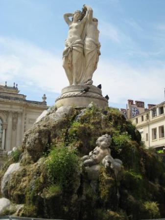 มงเปลลีเยร์, ฝรั่งเศส: Montpellier