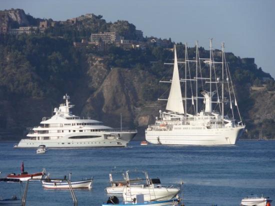 ทาโอร์มินา, อิตาลี: heb je mijn bootje gezien