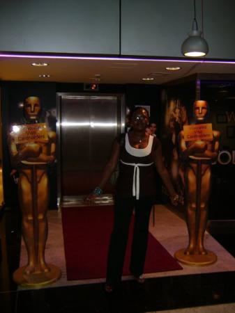 Mall of the Emirates: cinema emirate mall