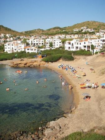 Ciutadella, สเปน: Cala Tirant