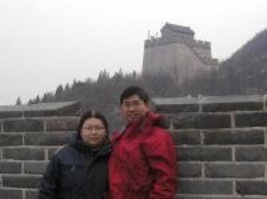 Jinshanling Great Wall: GrEAt WaLL FreeZing