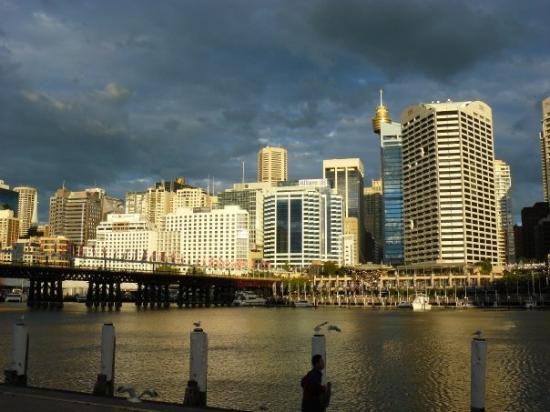 Darling Harbour: Porto di Sydney