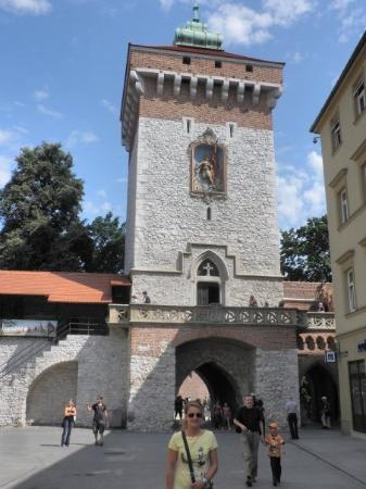 St. Florian's Gate (Brama Florianska) ภาพถ่าย
