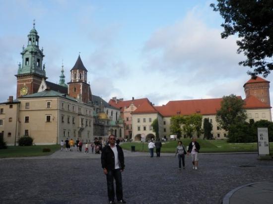 คราคูฟ, โปแลนด์: Colina de Wavel