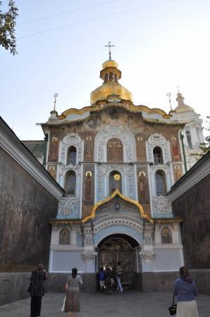 เคียฟ, ยูเครน: Kiev Pechersk Lavra monastery