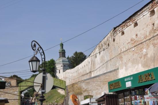 อารามถ้ำคีฟเปเชิร์สกลาวรา: Kiev Pechersk Lavra monastery